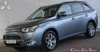 USED 2015 15 MITSUBISHI OUTLANDER 2.0 PHEV GX3H 5 DOOR AUTO 4x4 Finance? No deposit required and decision in minutes.