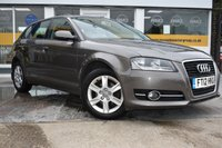 USED 2012 12 AUDI A3 2.0 SPORTBACK TDI SE 5d 138 BHP THE CAR FINANCE SPECIALIST