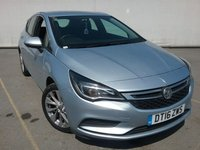 USED 2016 16 VAUXHALL ASTRA 1.0 TECH LINE ECOFLEX S/S 5d 104 BHP THE CAR FINANCE SPECIALIST