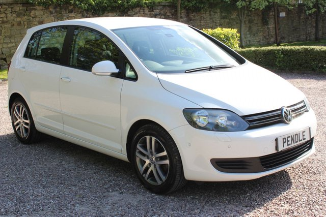 2011 11 VOLKSWAGEN GOLF PLUS 1.6 BLUEMOTION SE TDI 5d 103 BHP