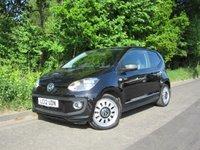 2012 VOLKSWAGEN UP 1.0 UP BLACK 3d 74 BHP £6150.00