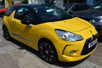 USED 2013 13 CITROEN DS3 1.6 THP DSPORT 3d 156 BHP THE CAR FINANCE SPECIALIST