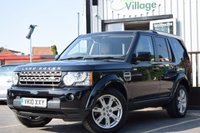 USED 2010 10 LAND ROVER DISCOVERY 3.0 4 TDV6 XS 5d AUTO 245 BHP Full Land Rover Service History