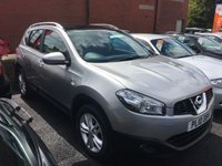 2010 NISSAN QASHQAI 1.5 N-TEC DCI 5d 105 BHP, GREAT CONDITION THROUGHOUT, VERY ECONOMICAL  £SOLD