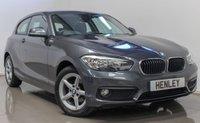 2015 BMW 1 SERIES 1.6 118I SE 3d 134 BHP £11490.00