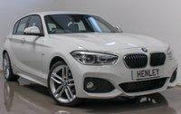 2015 BMW 1 SERIES 2.0 118D M SPORT 5d 147 BHP £13490.00