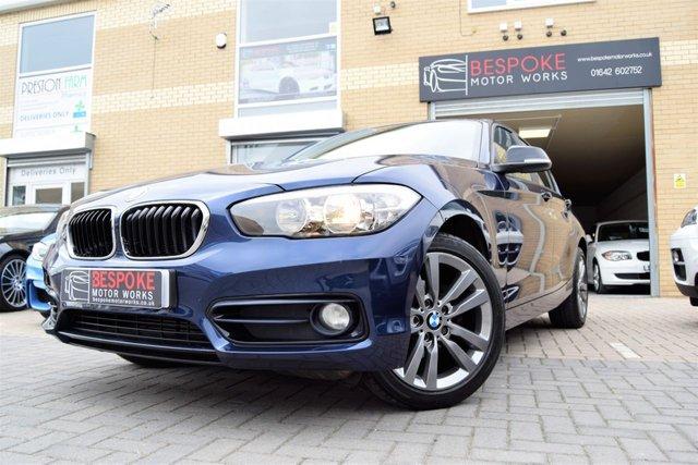 2015 65 BMW 1 SERIES 116D SPORT 1.5 5 DOOR
