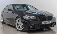 2014 BMW 5 SERIES 2.0 520D M SPORT 4d AUTO 188 BHP £16990.00