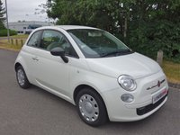 2012 FIAT 500 1.2 POP 3d 69 BHP £3990.00
