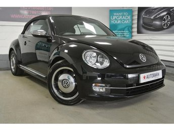 2013 VOLKSWAGEN BEETLE 1.4 TSI 50s Cabriolet 2dr £SOLD