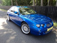 2004 MG ZT 2.5 190 PLUS 4d 188 BHP £3488.00