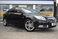 USED 2011 11 VAUXHALL INSIGNIA 2.0 SRI CDTI 5d 158 BHP THE CAR FINANCE SPECIALIST