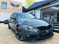 2017 BMW 3 SERIES 3.0 335D XDRIVE M SPORT TOURING 5d AUTO 308 BHP £24990.00