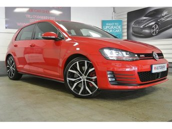 2016 VOLKSWAGEN GOLF 2.0 TSI BlueMotion Tech GTI (Performance pack) (s/s) 5dr £SOLD