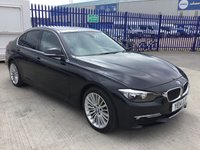 2014 BMW 3 SERIES 2.0 320D LUXURY 4d 184 BHP £13250.00