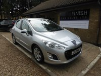 2013 PEUGEOT 308 1.6 HDI ACTIVE NAVIGATION VERSION 5d 92 BHP £4995.00