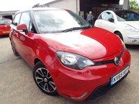 2015 MG 3 1.5 3 STYLE VTI-TECH 5d 106 BHP £4795.00