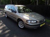 2001 VOLVO V70 2.4 2.4 170BHP 5d AUTO 170 BHP £1788.00