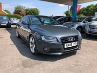 USED 2008 J AUDI A5 3.0 TDI QUATTRO SPORT 3d 237 BHP LOOKING FOR FINANCE? WE STRIVE FOR 94% ACCEPTANCE
