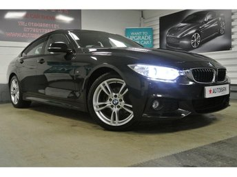 2015 BMW 4 SERIES 2.0 420d M Sport Gran Coupe 5dr (start/stop) £SOLD