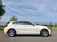 2015 BMW 1 SERIES 2.0 120D XDRIVE SPORT 5d AUTO 188 BHP £14995.00