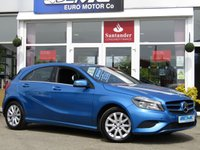 2014 MERCEDES-BENZ A CLASS 1.5 A180 CDI BLUEEFFICIENCY SE 5d AUTO 109 BHP
