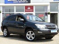 2006 LEXUS RX 3.5 350 SE-L 5d AUTO 273 BHP £6995.00