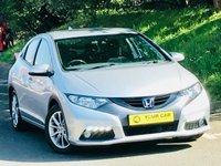 2012 HONDA CIVIC 1.8 I-VTEC ES 5d AUTO 140 BHP £7500.00