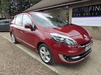 2013 RENAULT GRAND SCENIC 1.5 DYNAMIQUE TOMTOM ENERGY DCI S/S 5d 110 BHP £6995.00