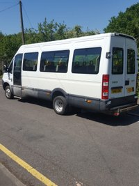 USED 2010 60 IRIS.BUS DAILY 50C15 3.0HPI LWB DISABLED PASSENGER MINI BUS +FRONT ENTRY+ DIRECT COUNCIL+