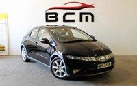 2008 HONDA CIVIC 2.2 EX I-CTDI 5d 139 BHP £3915.00