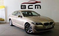 2011 BMW 5 SERIES 2.0 520D SE 4d 181 BHP £7785.00