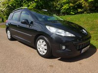 USED 2012 12 PEUGEOT 207 1.6 HDI SW ACTIVE 5d 92 BHP **£20 ROAD FUND**LOVELY CONDITION**SUPERB DRIVE**