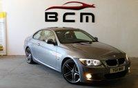 2011 BMW 3 SERIES 2.0 320D M SPORT 2d 181 BHP £8542.00