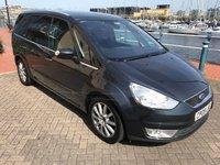 USED 2009 09 FORD GALAXY 2.0 GHIA TDCI 5d 143 BHP FULL SERVICE HISTORY! HIGH SPEC!