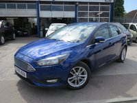 USED 2016 65 FORD FOCUS 1.0 ZETEC 5d 100 BHP