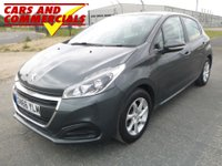 2016 PEUGEOT 208 1.2 Puretech Active 5dr 82ps £7275.00