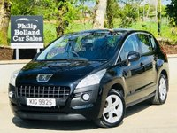 USED 2011 PEUGEOT 3008 1.6 SPORT HDI 5d 112 BHP Full Peugeot service history