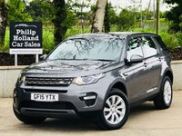 2015 LAND ROVER DISCOVERY SPORT 2.2 SD4 SE TECH 5d AUTO 190 BHP 7 SEATS 4WD £24995.00