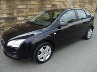 2007 FORD FOCUS 1.6 STYLE 5d AUTO 100 BHP £2900.00