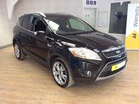 2012 FORD KUGA 2.0 TITANIUM TDCI AWD 5d 163 BHP £12495.00