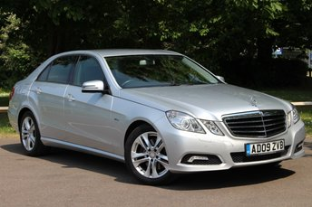 2009 MERCEDES-BENZ E CLASS 3.5 E350 CGI BLUEEFFICIENCY AVANTGARDE 4d AUTO 292 BHP £10995.00