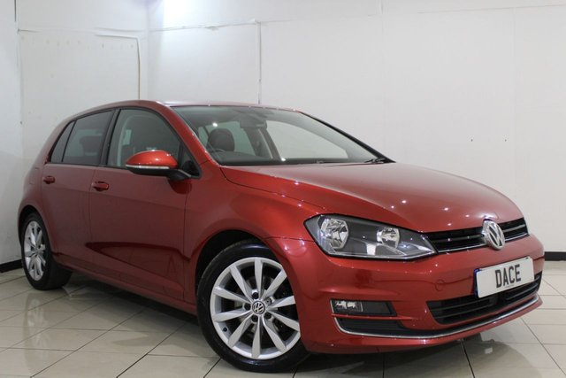 View our 2015 15 VOLKSWAGEN GOLF 2.0 GT TDI BLUEMOTION TECHNOLOGY 5DR 148 BHP