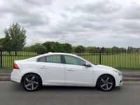 2011 VOLVO S60 1.6 DRIVE R-DESIGN S/S 4d 113 BHP £6995.00