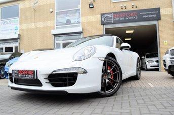 2013 PORSCHE 911 3.8 CARRERA S PDK 400 BHP £62495.00