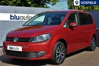 2015 VOLKSWAGEN TOURAN 1.6 SE TDI BLUEMOTION TECHNOLOGY  £11930.00