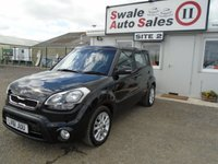 USED 2011 61 KIA SOUL 1.6 2 CRDI 5d AUTO 126 BHP £31 PER WEEK NO DEPOSIT - SEE FINANCE LINK BELOW