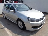 2011 VOLKSWAGEN GOLF 1.6 S TDI BLUEMOTION 5d 103 BHP £5875.00