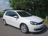 2011 VOLKSWAGEN GOLF 2.0 GT TDI 5d 138 BHP £4490.00