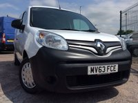 USED 2013 63 RENAULT KANGOO 1.5 ML19 DCI 90 BHP 1 OWNER FSH NEW MOT  FREE 6 MONTH AA WARRANTY WITH RECOVERY AND ASSIST NEW MOT SPARE KEY REAR PARKING SENSORS ELECTRIC WINDOWS AND MIRRORS BLUETOOTH ECO DRIVE